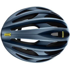 Mavic Aksium Elite Cykelhjälm blå/svart